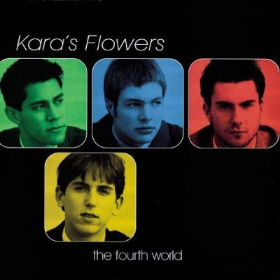 Maroon 5 - The Fourth World
