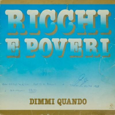 Ricchi E Poveri - Buonanotte Fiorellino