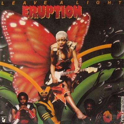 Eruption - Leave A Light (Album)