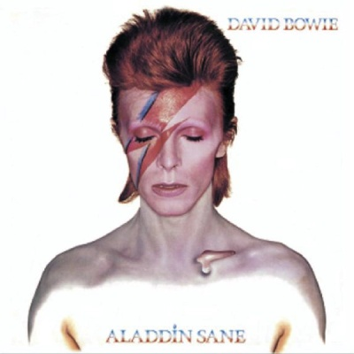 David Bowie - Aladdin Sane. CD1.
