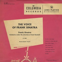 Frank Sinatra - Voice of Frank Sinatra
