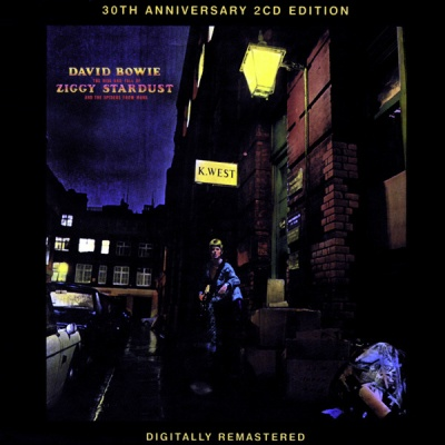 David Bowie - The Rise and Fall of Ziggy Stardust and the Spiders from Mars. CD2.