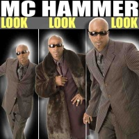 MC Hammer - Look Look Look (Album)