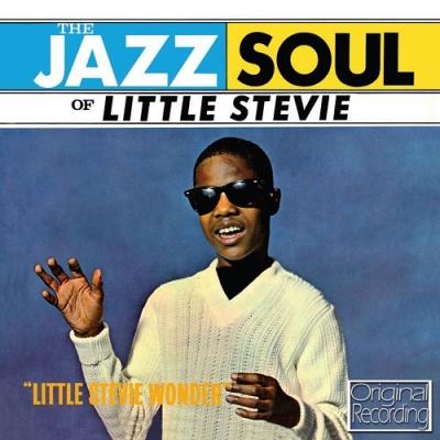 Stevie Wonder - The Jazz Soul Of Little Stevie (Album)
