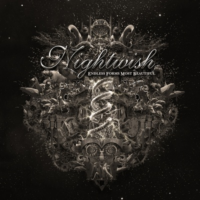 Nightwish - Endless Forms Most Beautiful. Album Version. CD1.