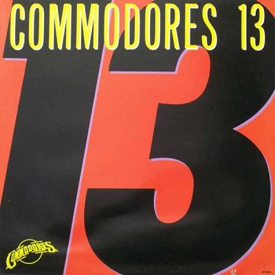 The Commodores - 13