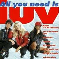 Luv' - All You Need Is Luv' (Album)
