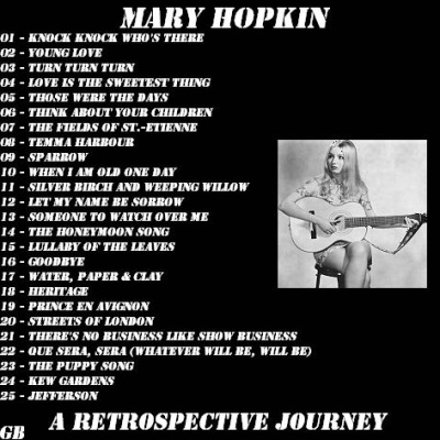 Mary Hopkin - A Retrospective Journey