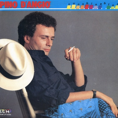 Pino D'Angio - Sunshine Blue (Album)