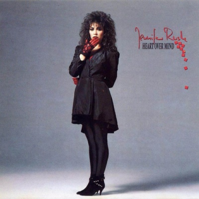 Jennifer Rush - Heart Over Mind (Album)