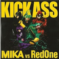 Mika & RedOne - Kick Ass (We Are Young) (Cutmore Radio Edit)