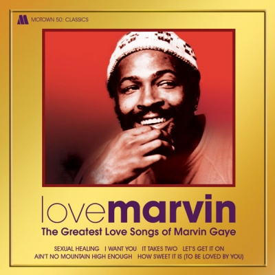 Marvin Gaye - Love Marvin (CD 1) (Album)
