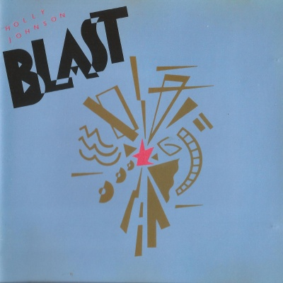 Holly Johnson - Blast (Album)