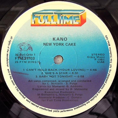Kano - New York Cake (Vinyl) (LP)