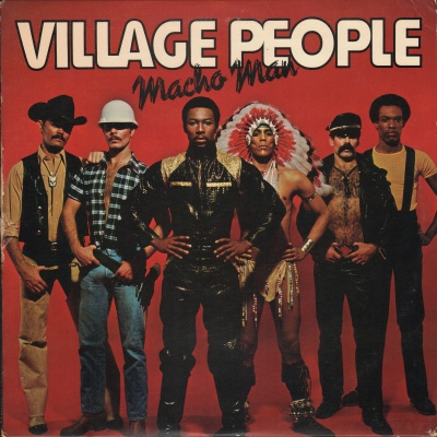 Village People - Macho Man (Album)
