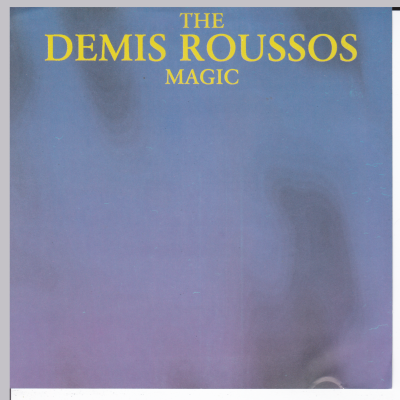 Demis Roussos - The Demis Roussos Magic (Album)