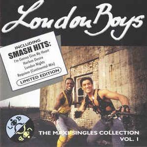London Boys - The Maxi-Single Collection Vol. 1