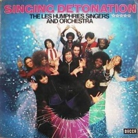 Les Humphries Singers - Singing Detonation (Album)