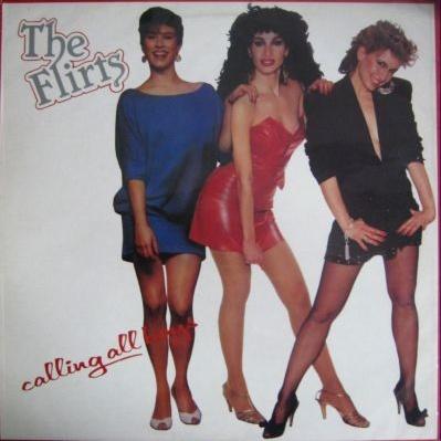 The Flirts - Calling All Boys (LP)
