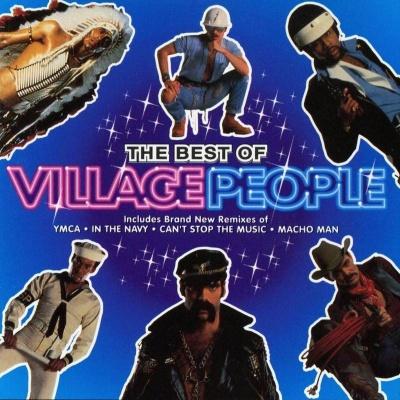Village People - The Best Of Village People (Album)