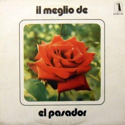 El Pasador - Il Meglio De El Pasador (LP)