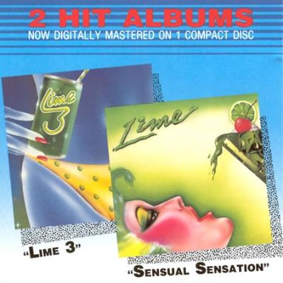 Lime - Sensual Sensation (Album)
