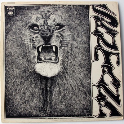 Santana - Santana (2008. Vinil-rip. LP transfer) (Album)