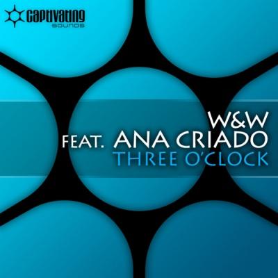 Ana Criado - Three O'Clock (Single)