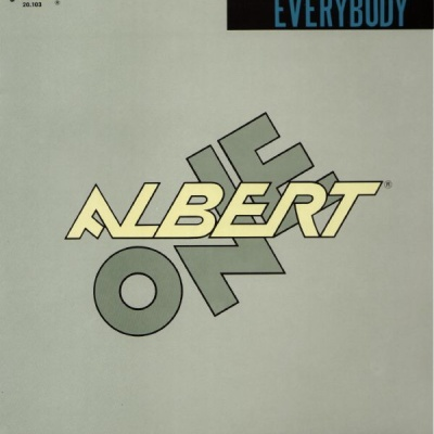 Albert One - Everybody (Album)