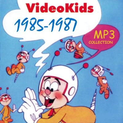 Video Kids - Woopeckers From Space - The Singles