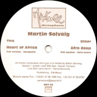 Martin Solveig - Heart Of Africa-Afro Deep (Single)