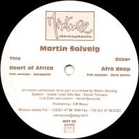 - Heart Of Africa-Afro Deep