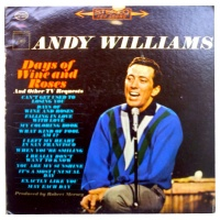 Andy Williams - Days Of Wine And Roses (Album)