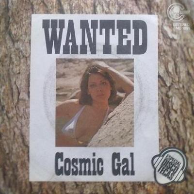 Cosmic Gal - Wanted (Single)