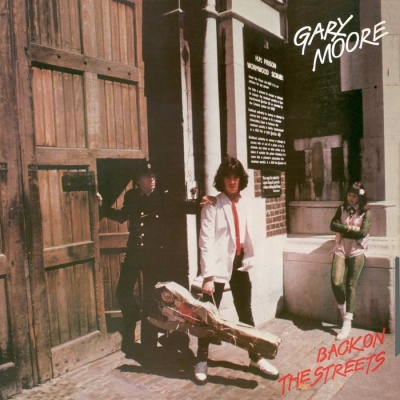 Gary Moore - Back On The Streets (Album)