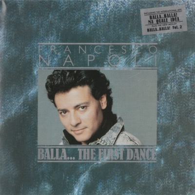 Francesco Napoli - Balla...The First Dance (Album)
