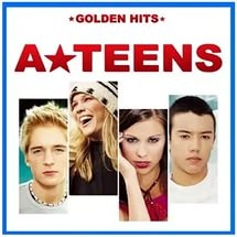 A-Teens - Golden Single's (Album)