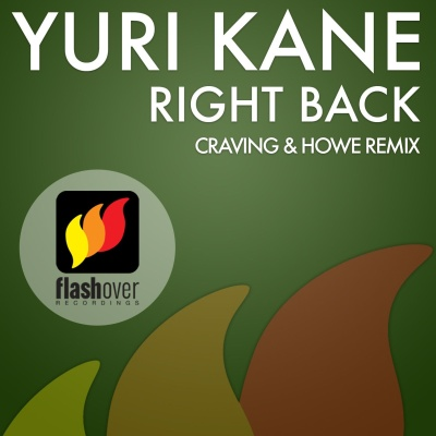 Yuri Kane - Right Back (Craving & Howe Remix) (Single)