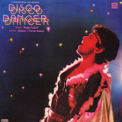 Bappi Lahiri - Disco Dancer (Compilation)
