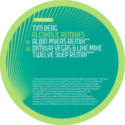 Avicii - Alcoholic Remixes (Single)