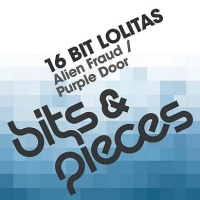 16 Bit Lolita's - Alien Fraud  Purple Door (Single)