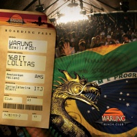 16 Bit Lolita's - Warung Brazil 001 (CD2) (Compilation)