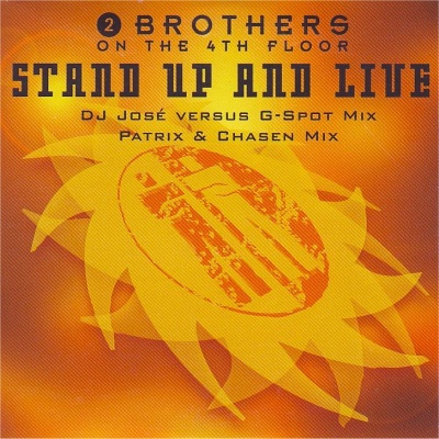 2 Brothers On The 4th Floor - Stand Up And Live (Album)