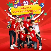2PM - What's Your Celebration (Single)