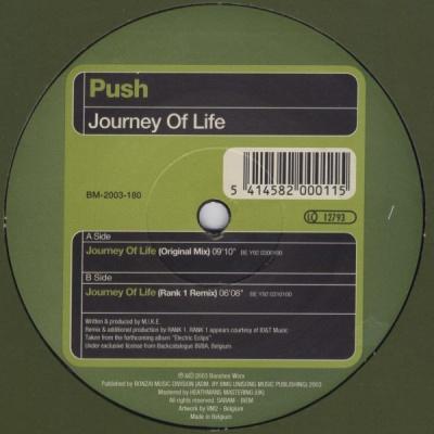 Push - Journey Of Life (Single)