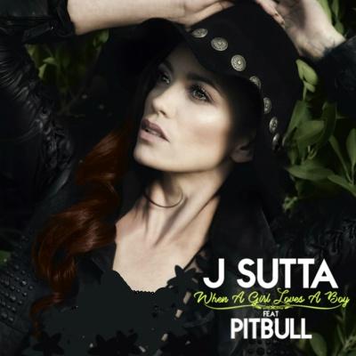 Jessica Sutta - When A Girl Loves A Boy (Original Mix)