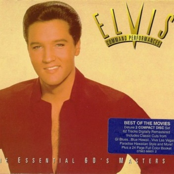 Elvis Presley - Command Performances - The Essential 60's Masters II (CD 2) (Album)