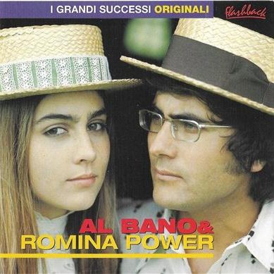 Al Bano & Romina Power - I Grandi Successi Originali  CD 1