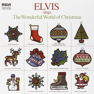 Elvis Presley - Elvis Sings The Wonderful World Of Christmas (Album)