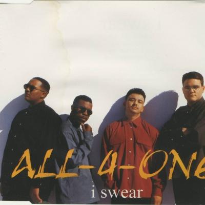 All-4-One - I Swear (Single)